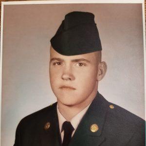 Private Frank Henderson