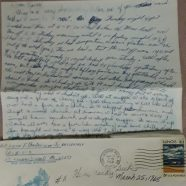 Letters 11 & 12 from Basic, 1968