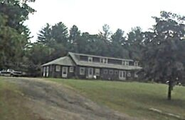 Our First Home in Ayer, Mass.