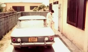 Car in Okinawa 1969