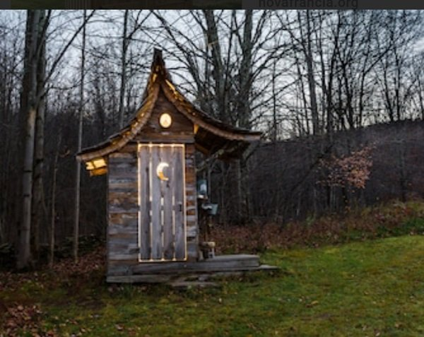 Yep, Gonna Build an Outhouse