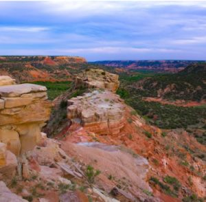 Picture of Palo Duro Canyon