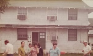 CollegeView Apartment in 1973 College Station, Texas