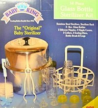 The Original Baby Bottle Sterilizer