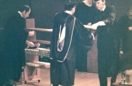 Walking the Stage