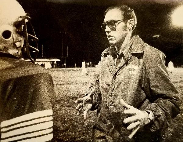 Football Coach Frank