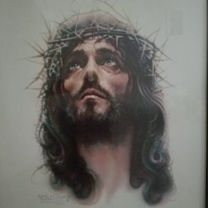 Jesus wisth The Crown of Thorns