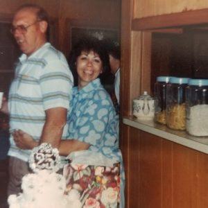 Frank & Nancy 25th Wedding Anniversary