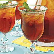 Southern Sweet Mint Tea