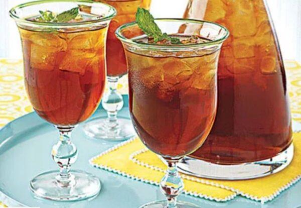 Soouthern Sweet Mint Tea