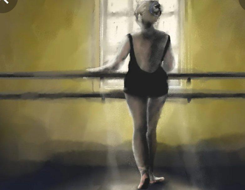 Older Ballerina